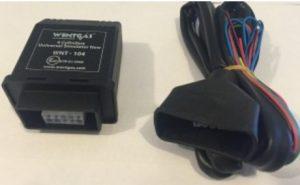 Эмулятор WENTGAS 4 цилиндра c универсальным пучком проводов