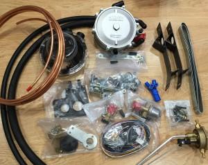ГБО 2 поколения Wentgas, комплект для ВАЗ Классика, карбюратор IMG_0494-300x238